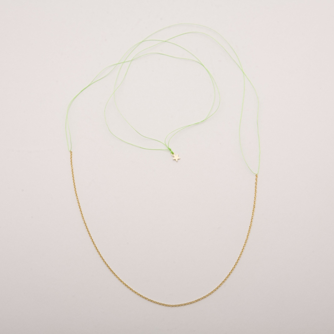 Collier extra fin